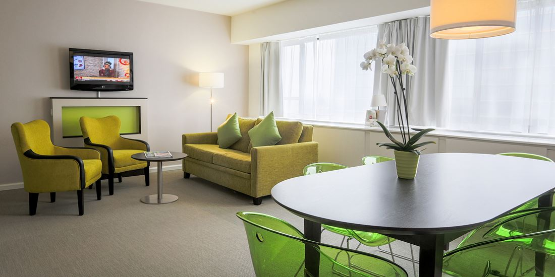 Thon Hotel Brussels City Centre suite