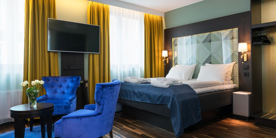 Thon Hotel Orion romantisk hotellrom